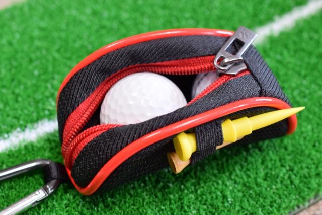 ผู้เล่นกอล์ฟมือใหม่ควรเตรียมกระเป๋าใส่ลูกกอล์ฟเอาไว้